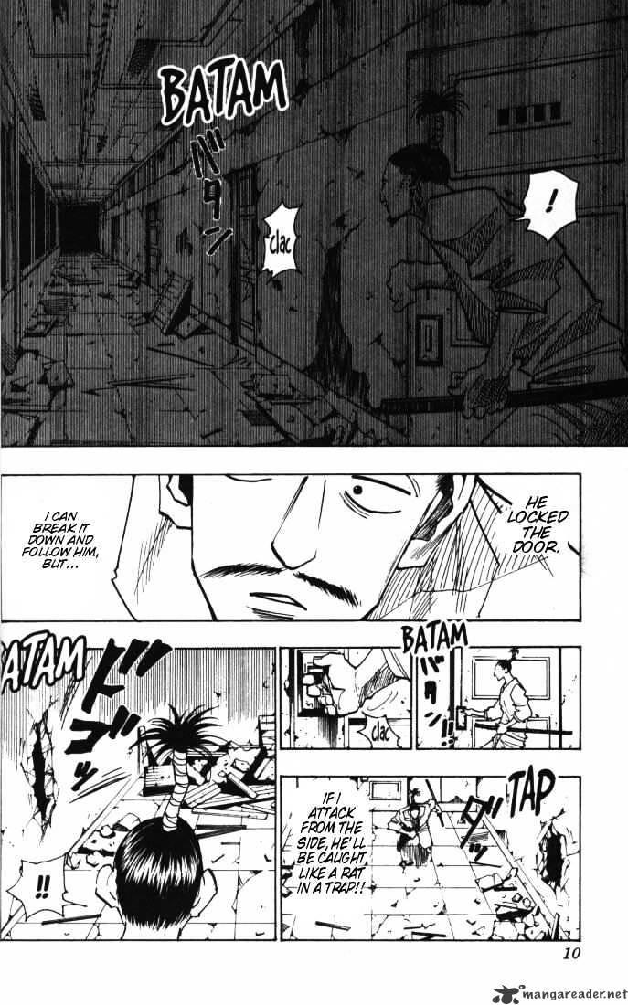 Hunter X Hunter Chapter 94  Online Free Manga Read Image 4