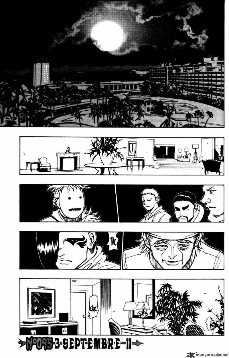 Hunter X Hunter Chapter 95  Online Free Manga Read Image 1