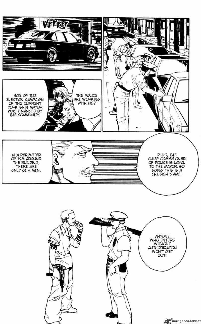 Hunter X Hunter Chapter 95  Online Free Manga Read Image 12
