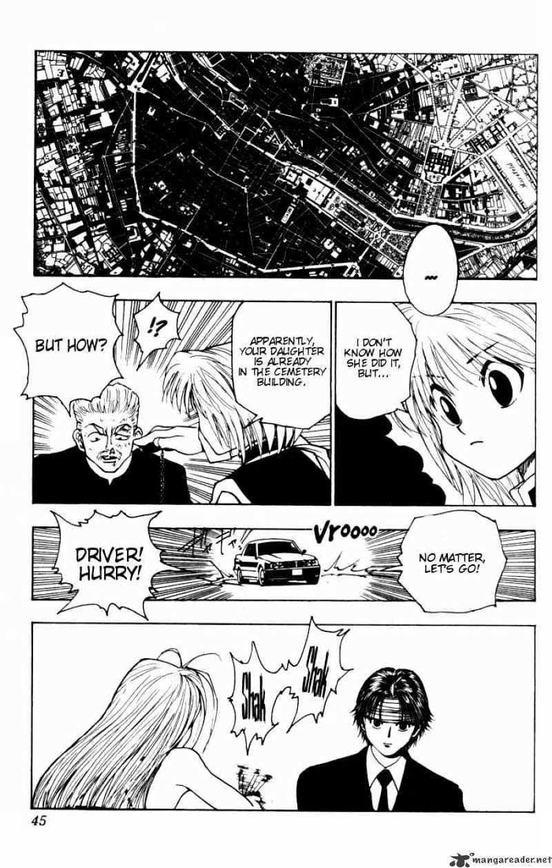 Hunter X Hunter Chapter 95  Online Free Manga Read Image 19