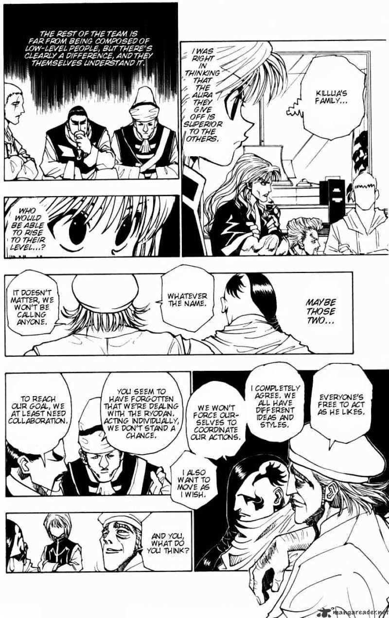 Hunter X Hunter Chapter 95  Online Free Manga Read Image 6