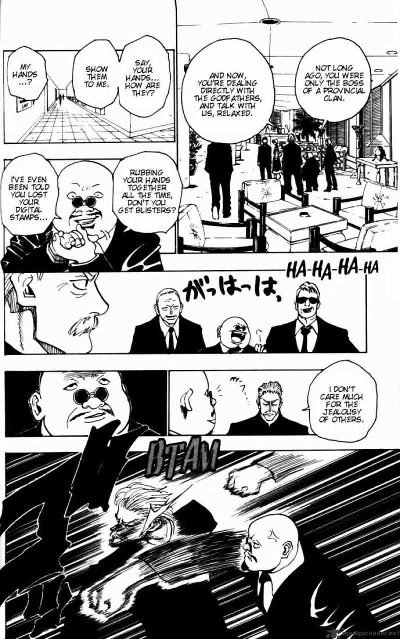 Hunter X Hunter Chapter 95  Online Free Manga Read Image 8