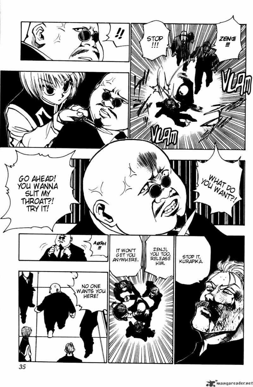 Hunter X Hunter Chapter 95  Online Free Manga Read Image 9