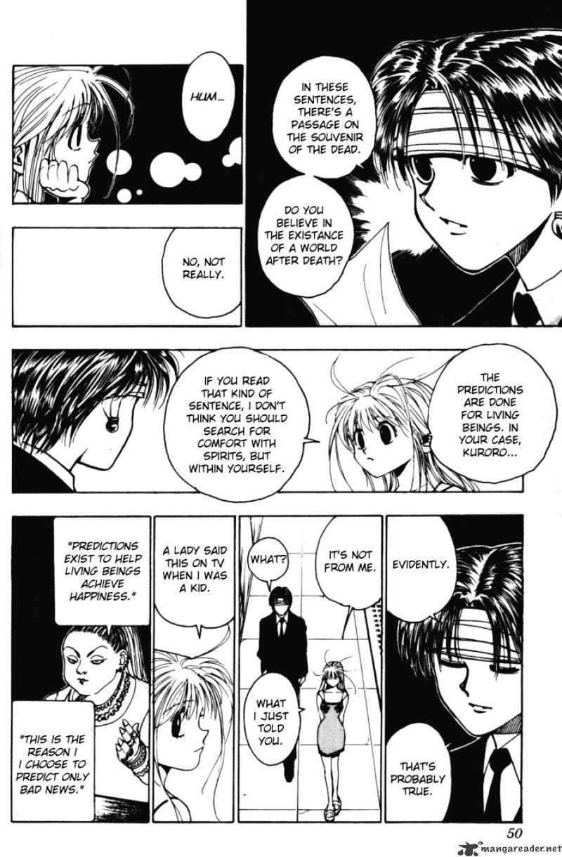 Hunter X Hunter Chapter 96  Online Free Manga Read Image 4