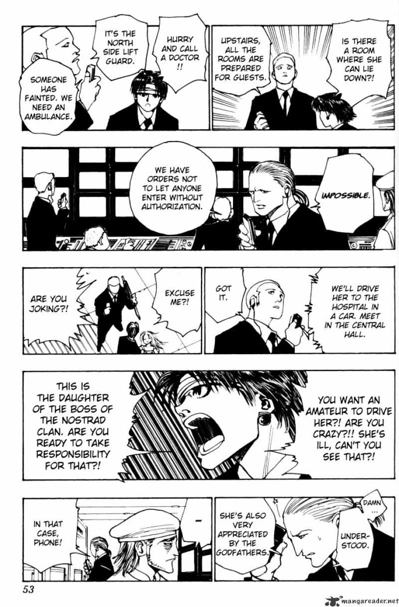 Hunter X Hunter Chapter 96  Online Free Manga Read Image 7