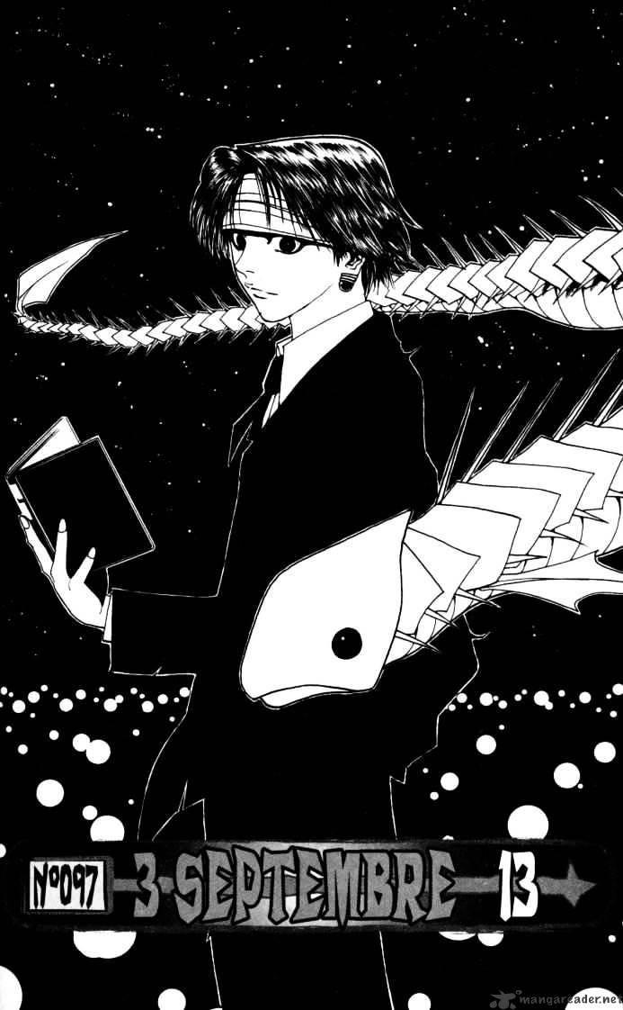Hunter X Hunter Chapter 97  Online Free Manga Read Image 2
