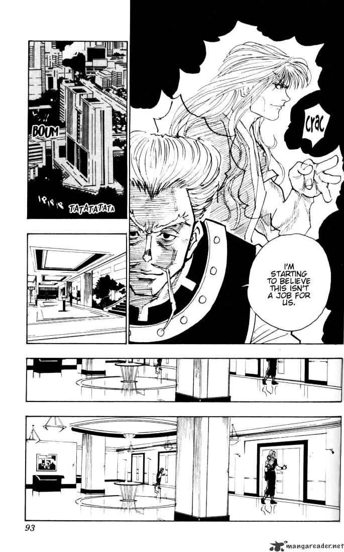 Hunter X Hunter Chapter 98  Online Free Manga Read Image 11