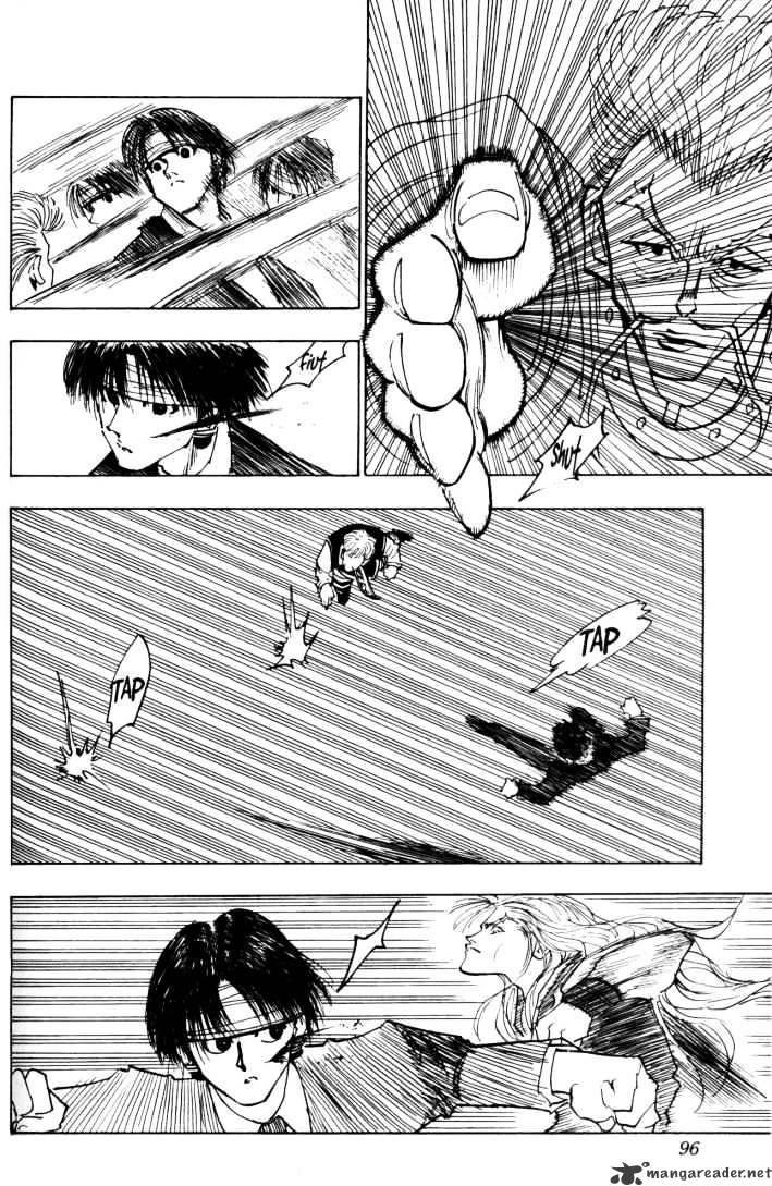 Hunter X Hunter Chapter 98  Online Free Manga Read Image 14