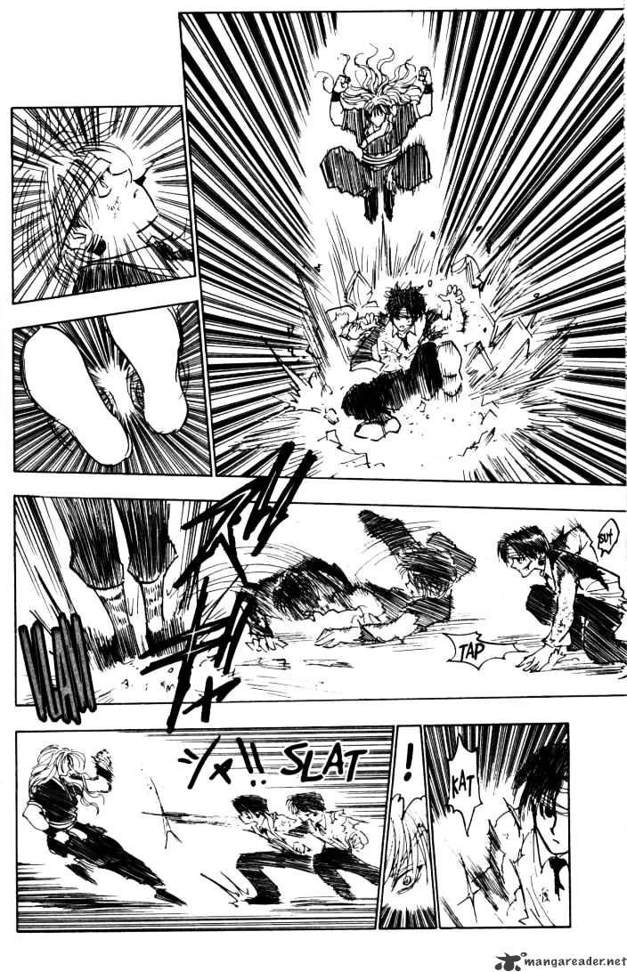 Hunter X Hunter Chapter 98  Online Free Manga Read Image 16