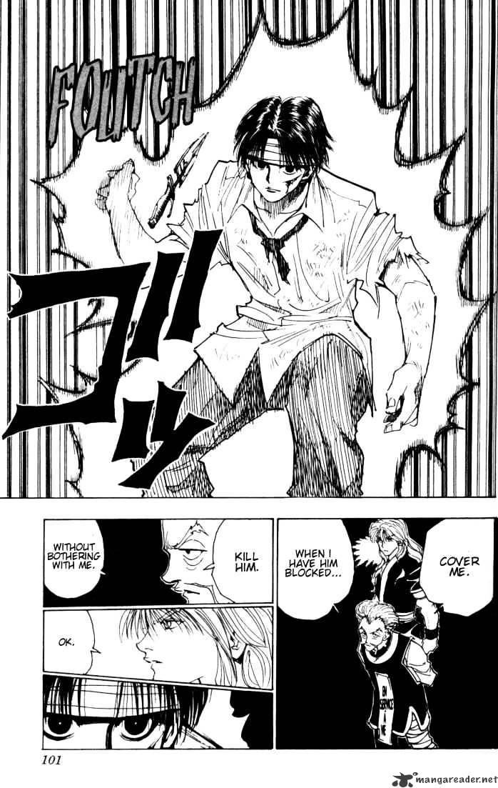 Hunter X Hunter Chapter 98  Online Free Manga Read Image 19