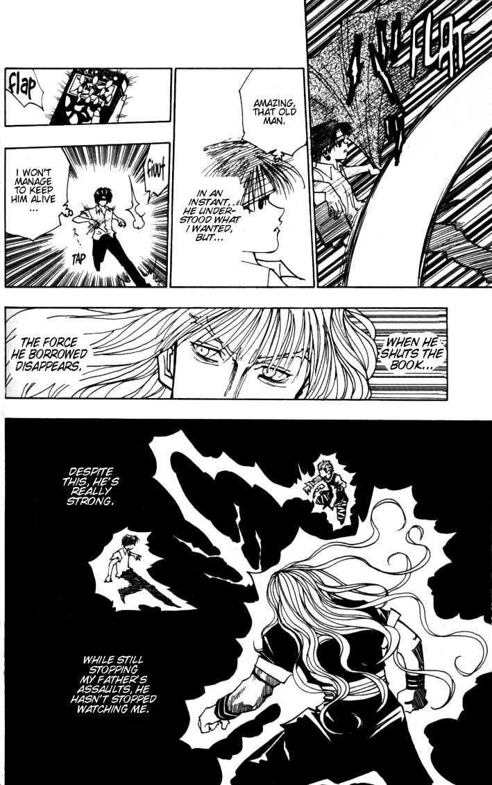 Hunter X Hunter Chapter 99  Online Free Manga Read Image 13