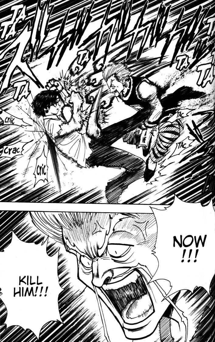 Hunter X Hunter Chapter 99  Online Free Manga Read Image 16