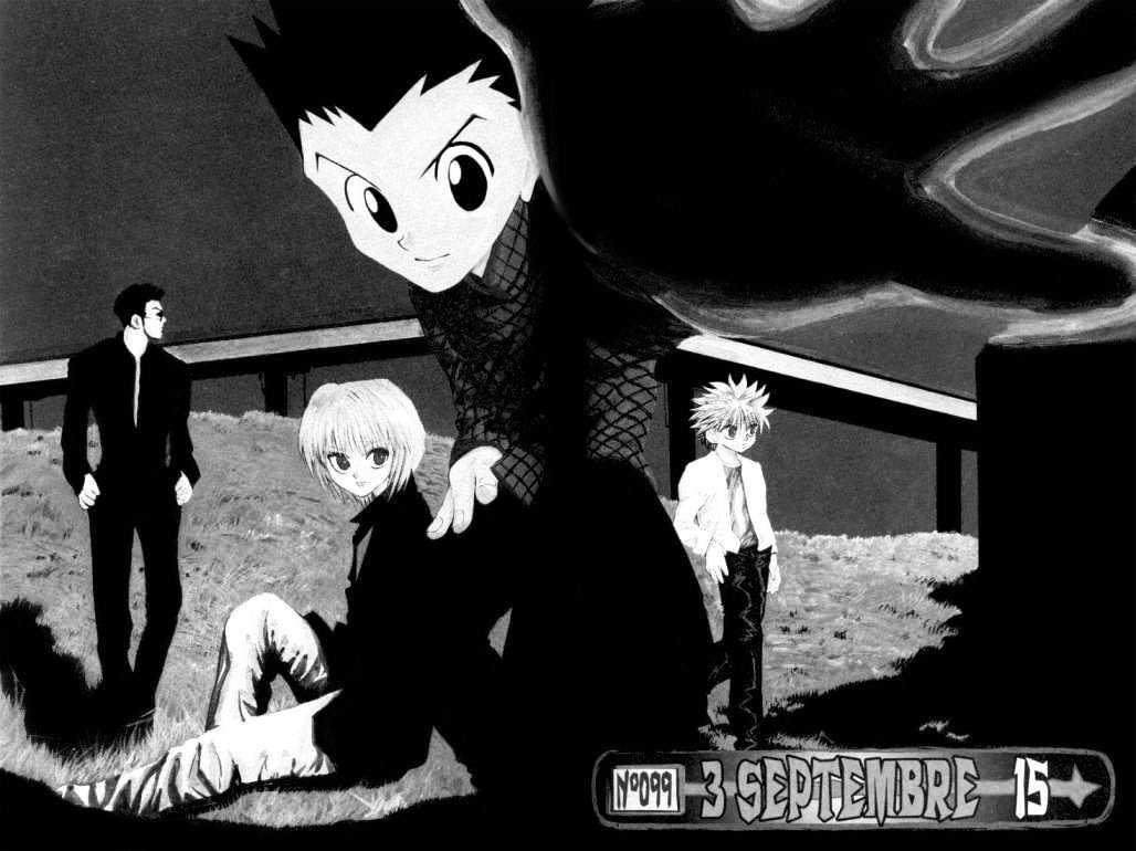 Hunter X Hunter Chapter 99  Online Free Manga Read Image 2
