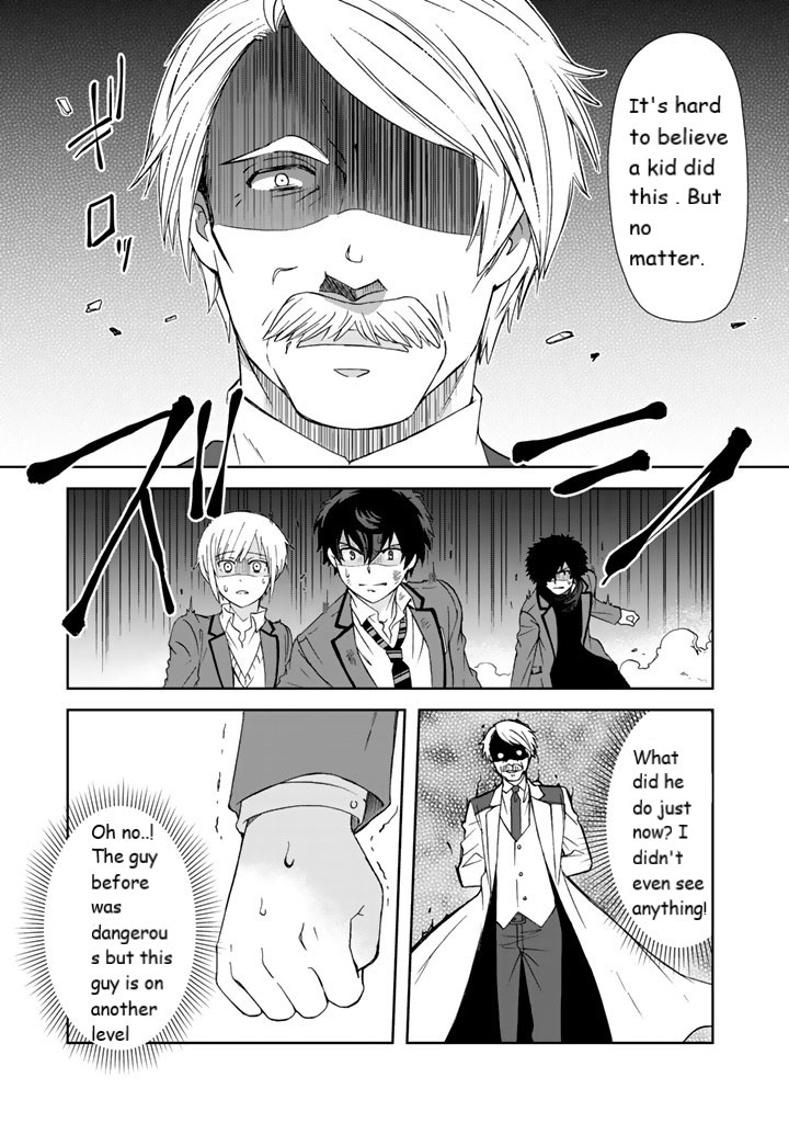 I Who Possessed a Trash Skill Thermal Operator Became Unrivaled Chapter 9  Online Free Manga Read Image 7