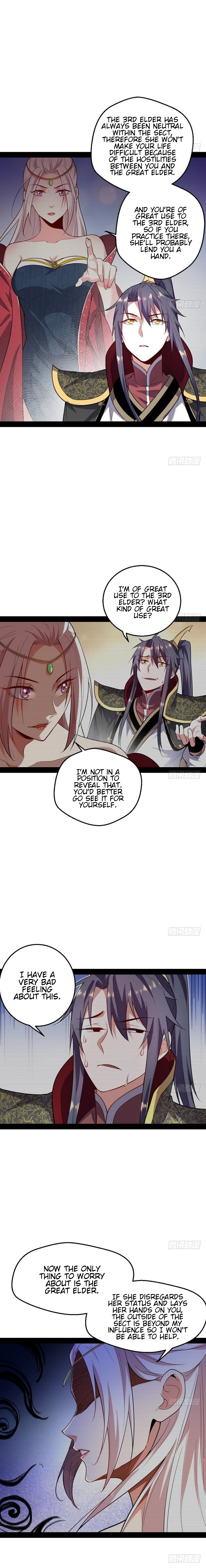 Im An Evil God Chapter 25  Online Free Manga Read Image 14