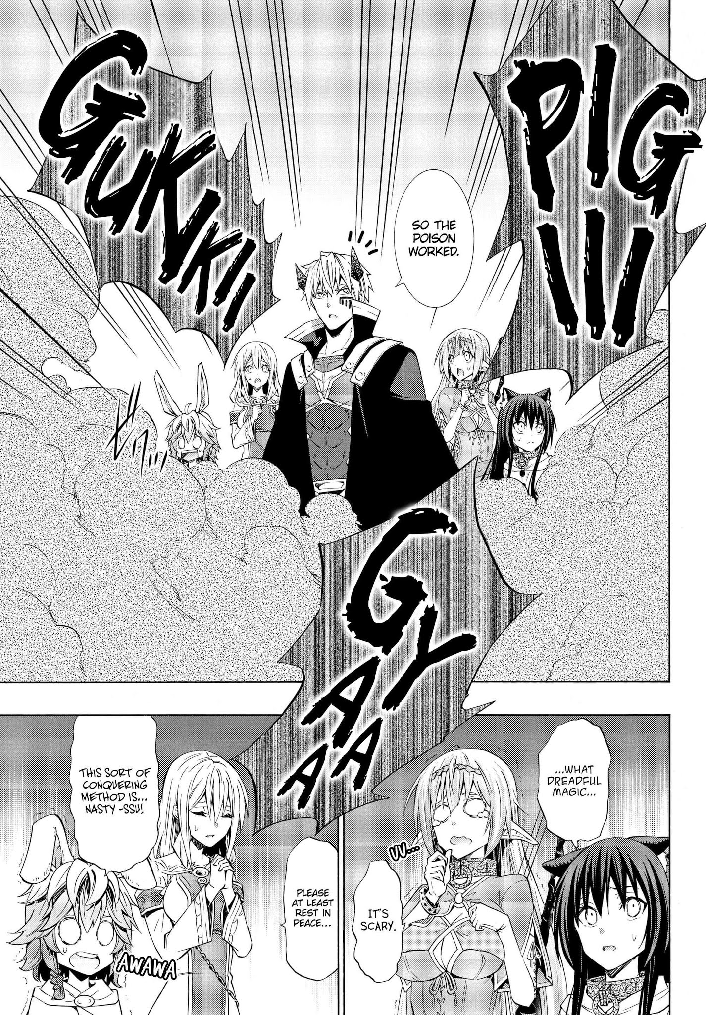 Isekai Maou To Shoukan Shoujo Dorei Majutsu Chapter 53.2  Online Free Manga Read Image 8