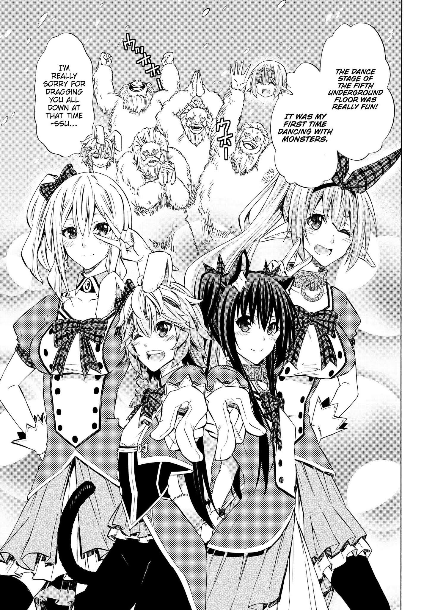 Isekai Maou To Shoukan Shoujo Dorei Majutsu Chapter 54.1  Online Free Manga Read Image 13