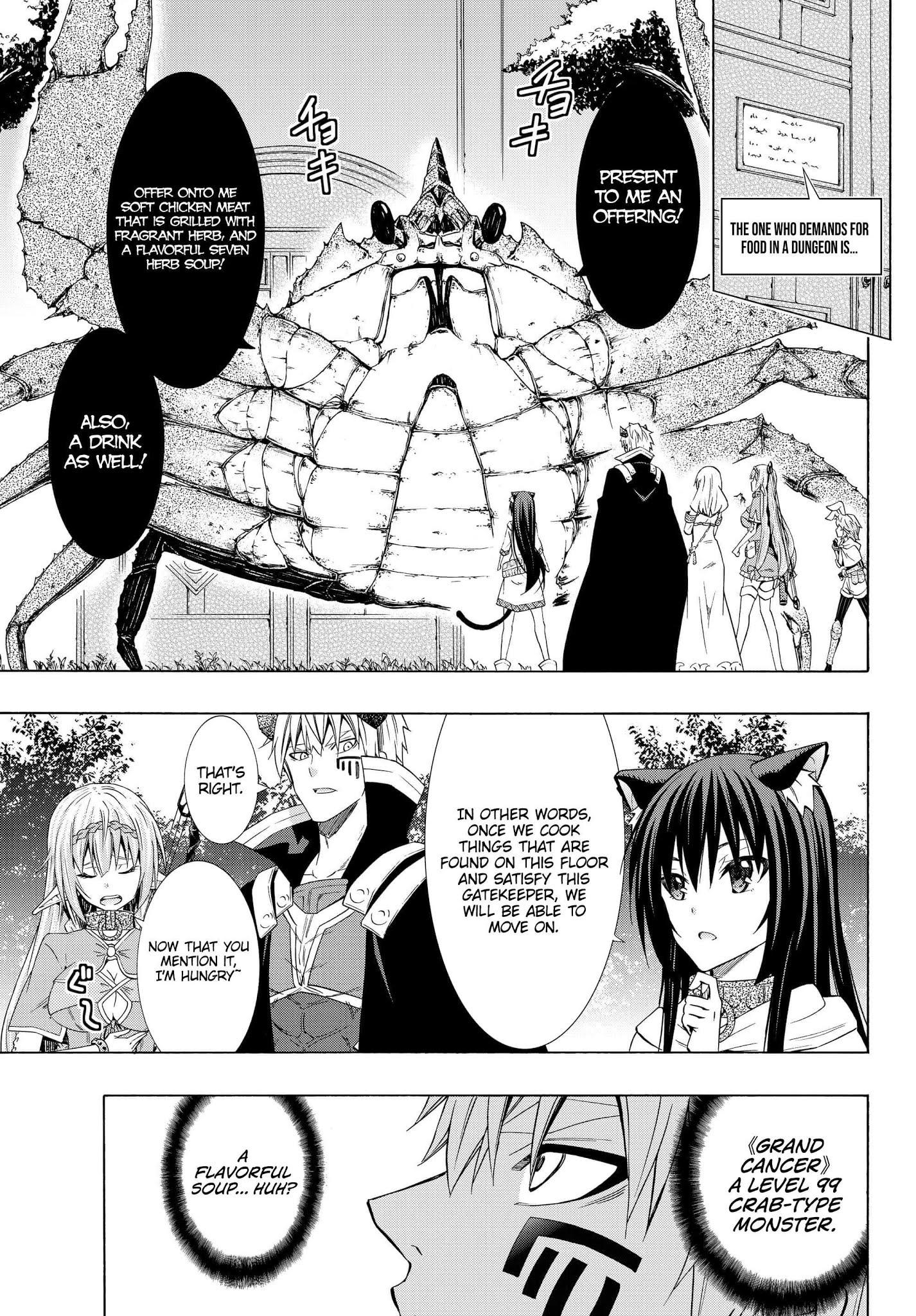 Isekai Maou To Shoukan Shoujo Dorei Majutsu Chapter 54.1  Online Free Manga Read Image 9