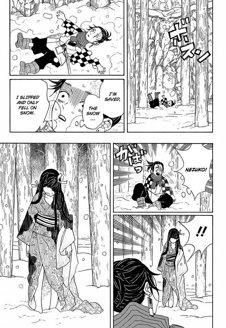 Kimetsu no Yaiba Chapter 1 Online Free Manga Read Image 19