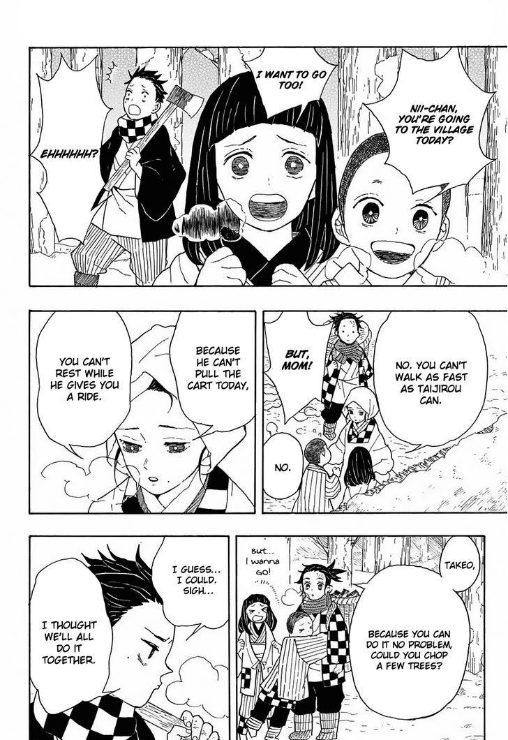 Kimetsu no Yaiba Chapter 1 Online Free Manga Read Image 6