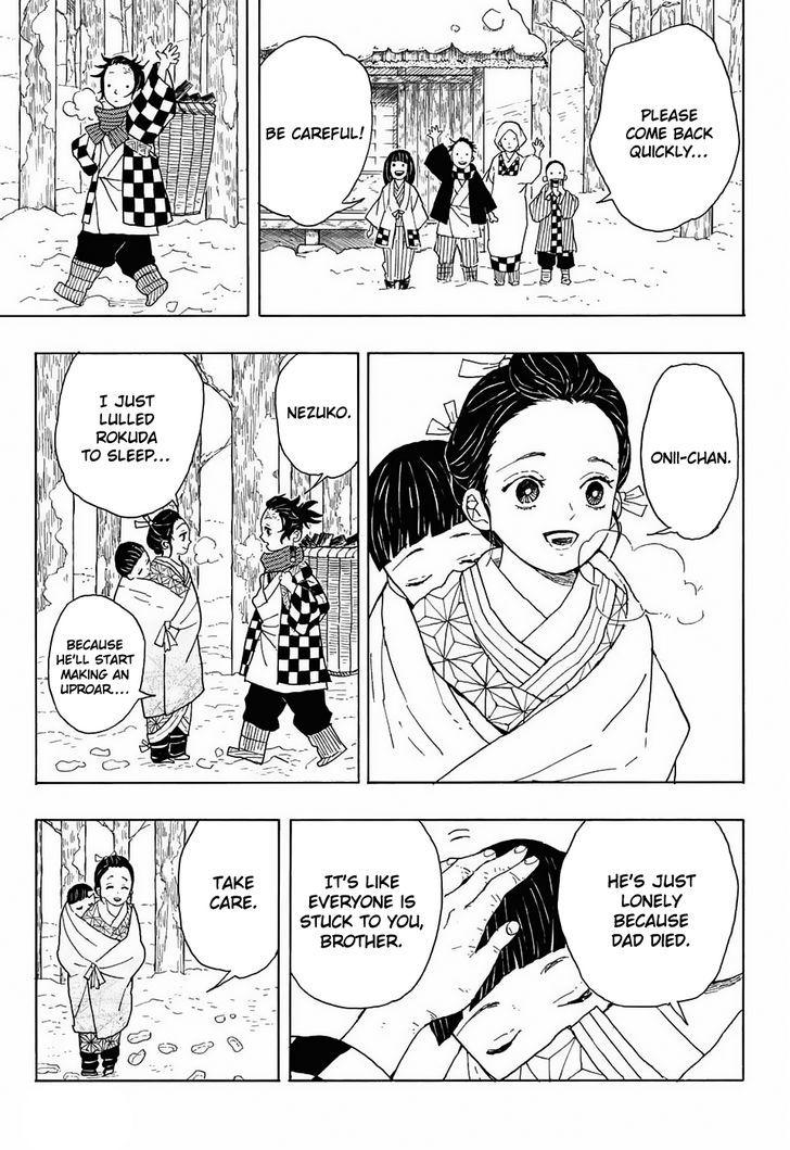 Kimetsu no Yaiba Chapter 1 Online Free Manga Read Image 7