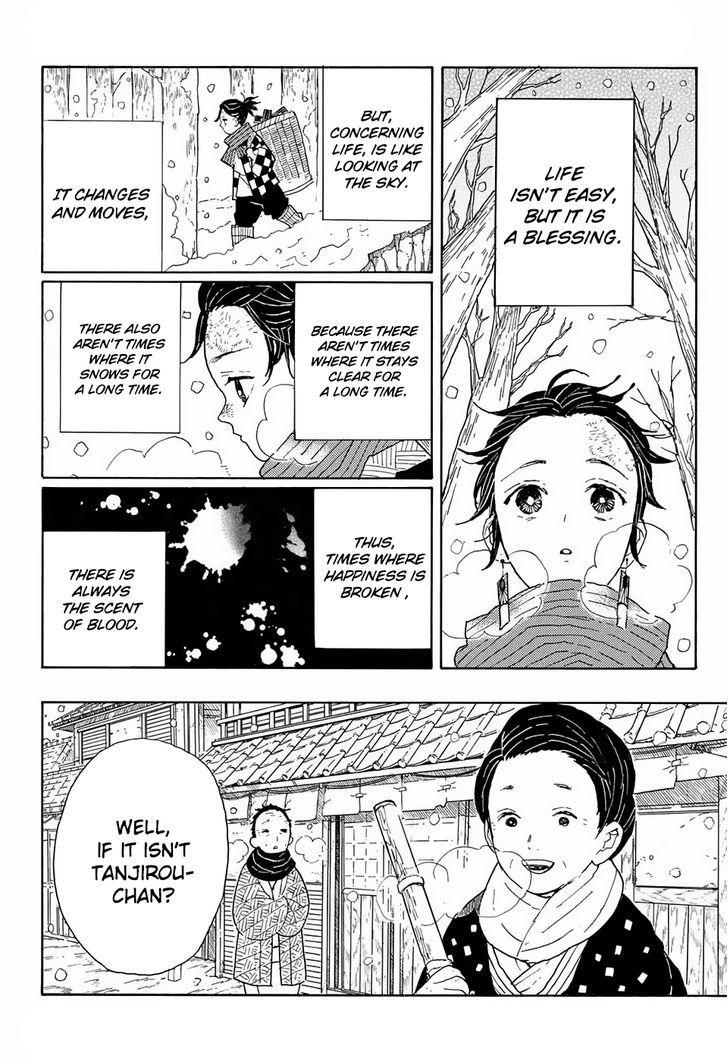 Kimetsu no Yaiba Chapter 1 Online Free Manga Read Image 8