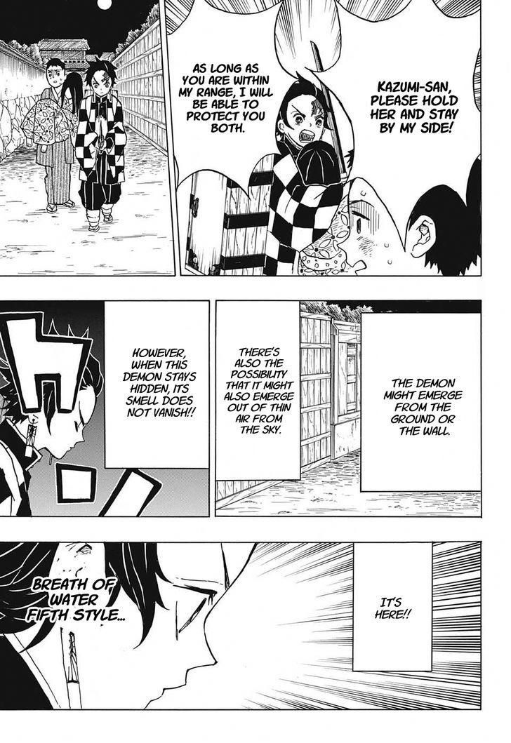 Kimetsu no Yaiba Chapter 10  Online Free Manga Read Image 17