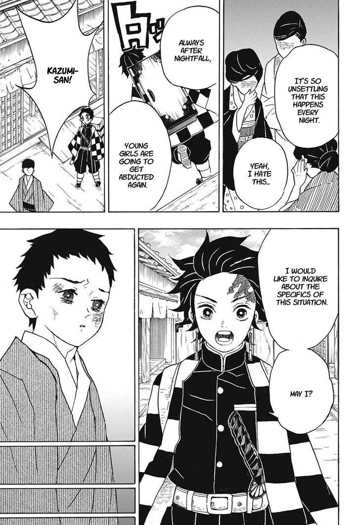 Kimetsu no Yaiba Chapter 10  Online Free Manga Read Image 5