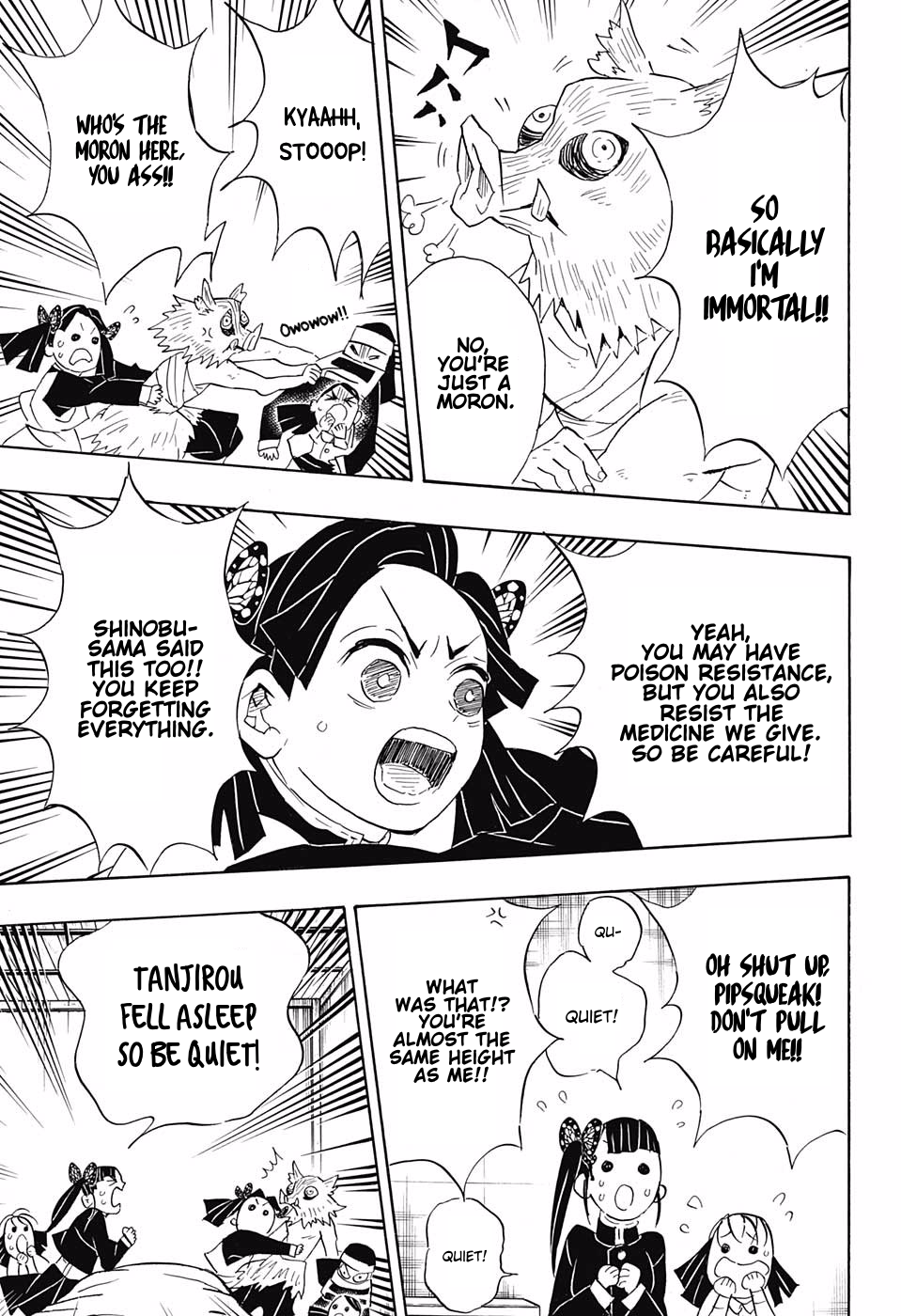 Kimetsu no Yaiba Chapter 100  Online Free Manga Read Image 12