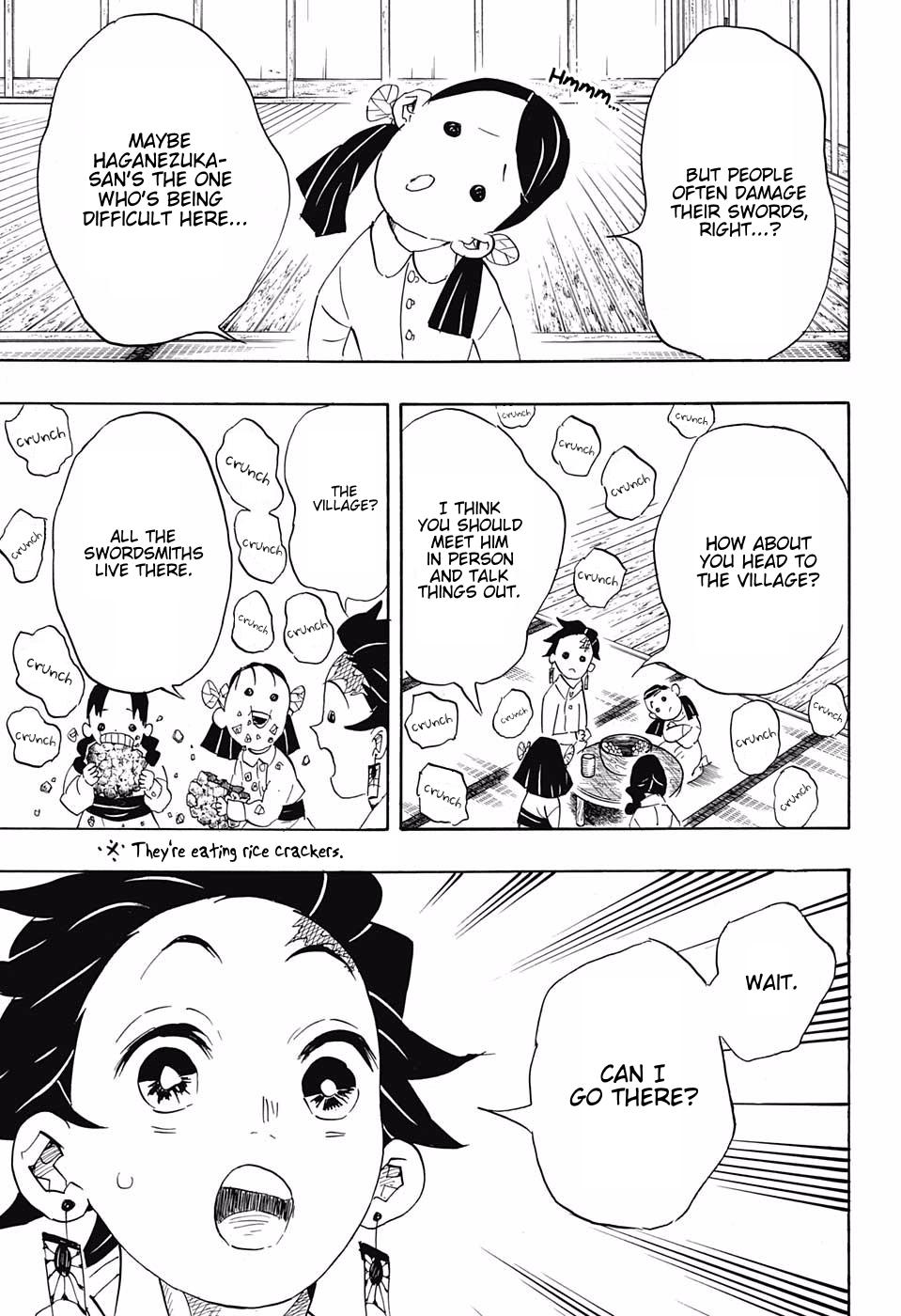 Kimetsu no Yaiba Chapter 100  Online Free Manga Read Image 16