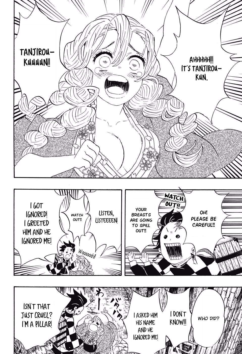 Kimetsu no Yaiba Chapter 101  Online Free Manga Read Image 6