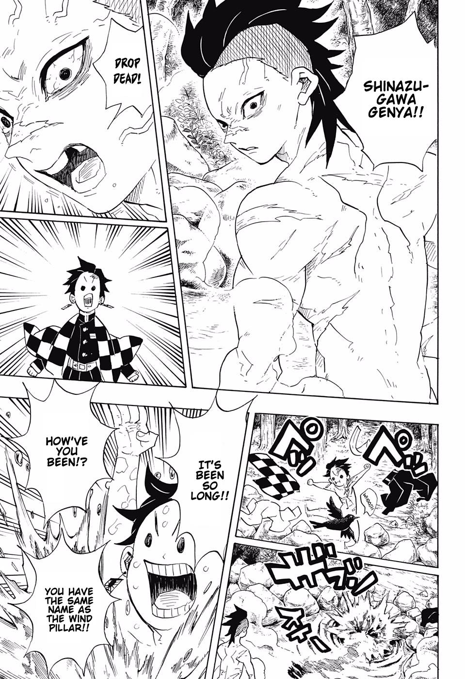 Kimetsu no Yaiba Chapter 101  Online Free Manga Read Image 9
