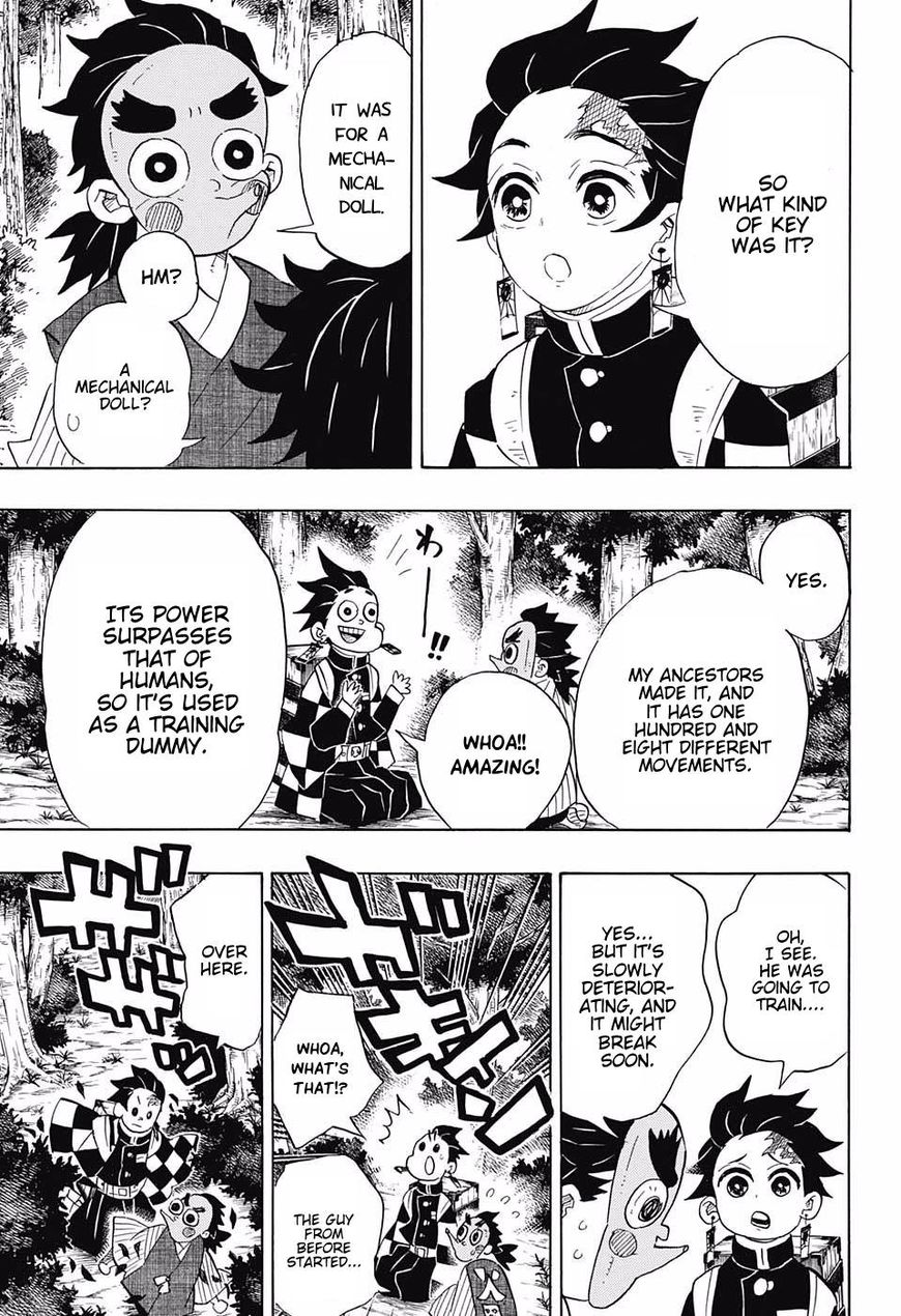 Kimetsu no Yaiba Chapter 102  Online Free Manga Read Image 17