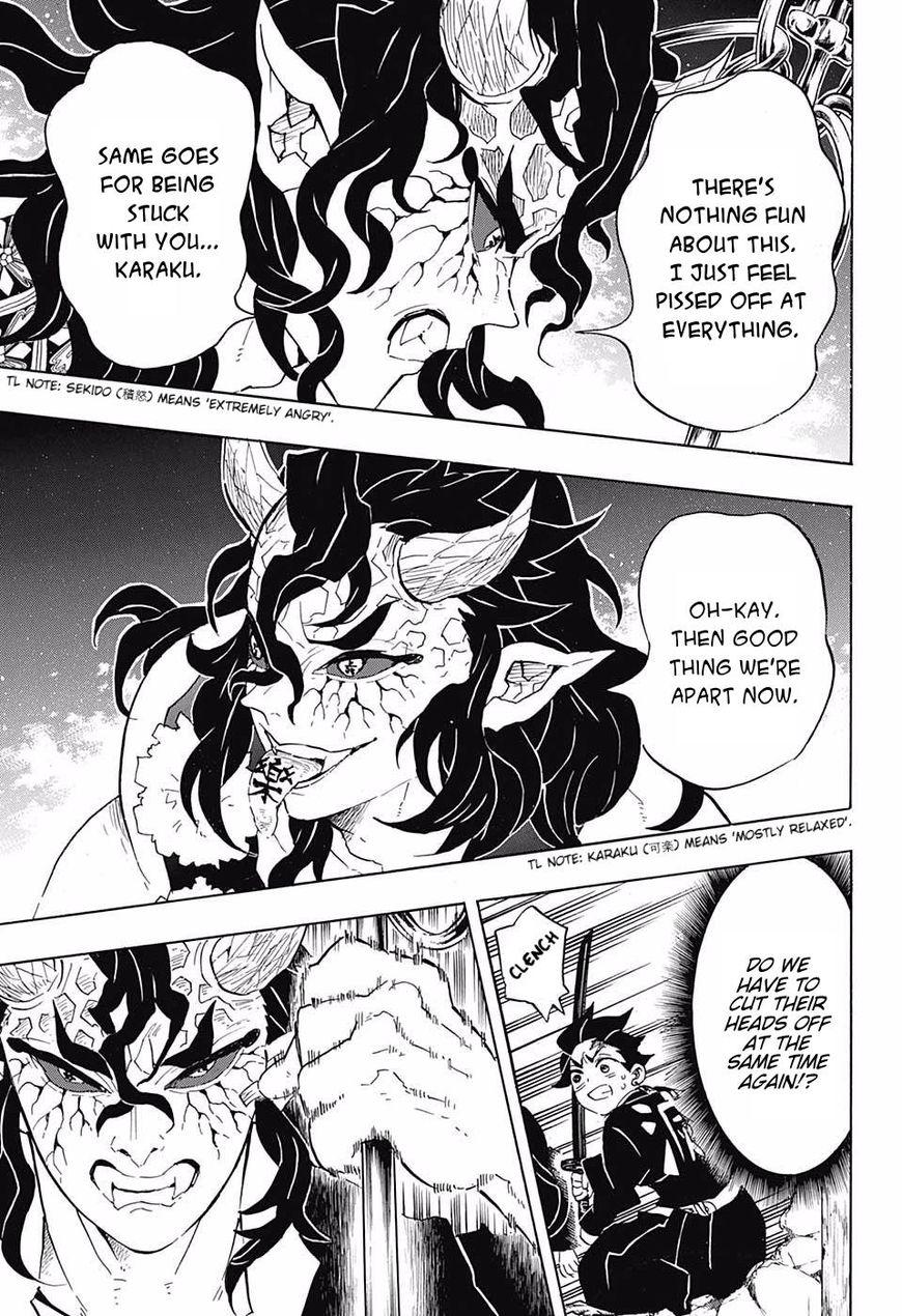 Kimetsu no Yaiba Chapter 106  Online Free Manga Read Image 19