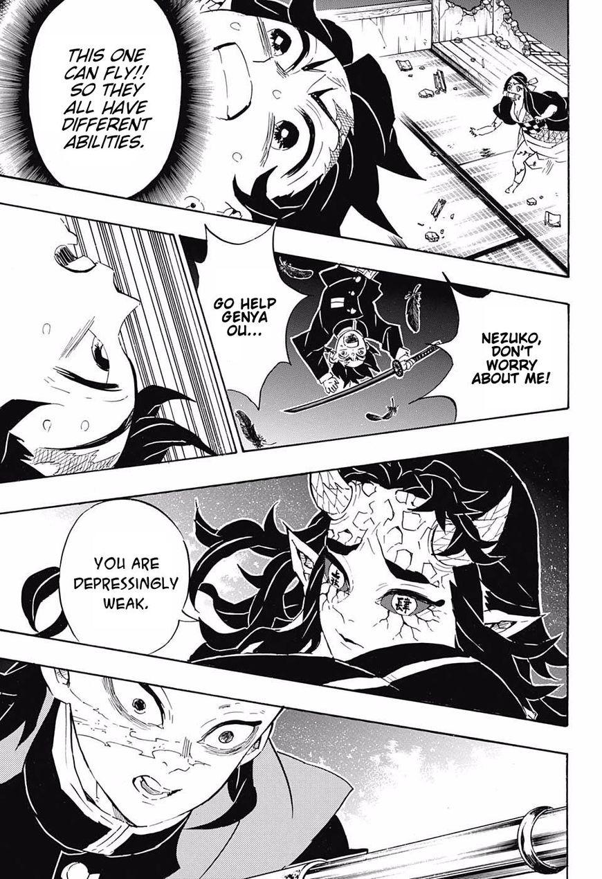 Kimetsu no Yaiba Chapter 107  Online Free Manga Read Image 9