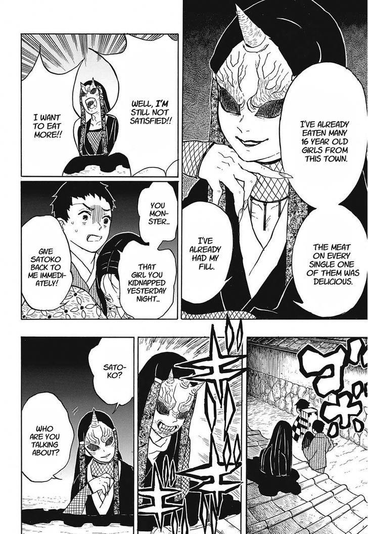Kimetsu no Yaiba Chapter 11  Online Free Manga Read Image 8