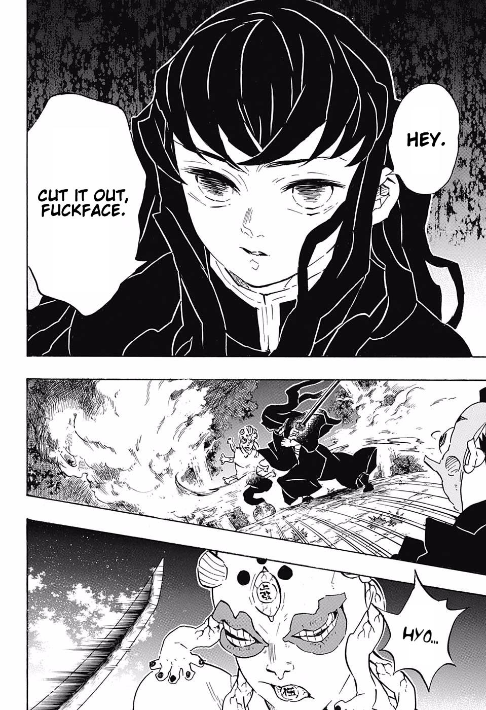 Kimetsu no Yaiba Chapter 111  Online Free Manga Read Image 6