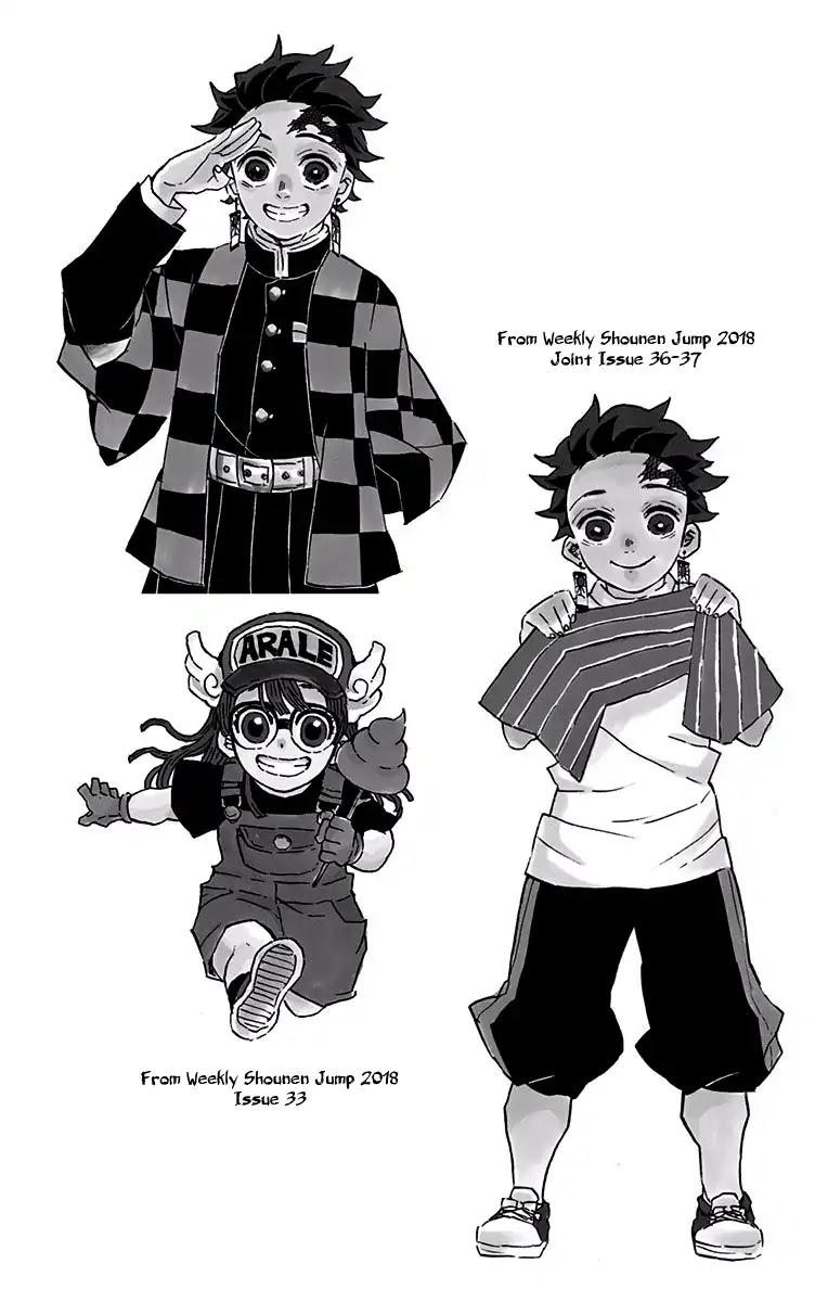 Kimetsu no Yaiba Chapter 115.5  Online Free Manga Read Image 8