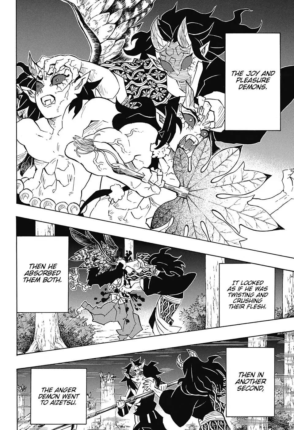 Kimetsu no Yaiba Chapter 116  Online Free Manga Read Image 11