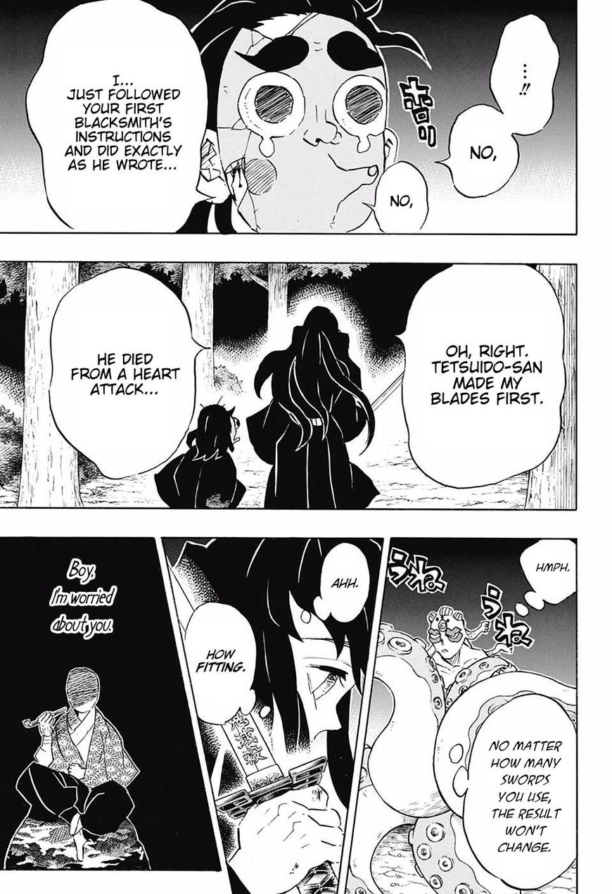 Kimetsu no Yaiba Chapter 119  Online Free Manga Read Image 13