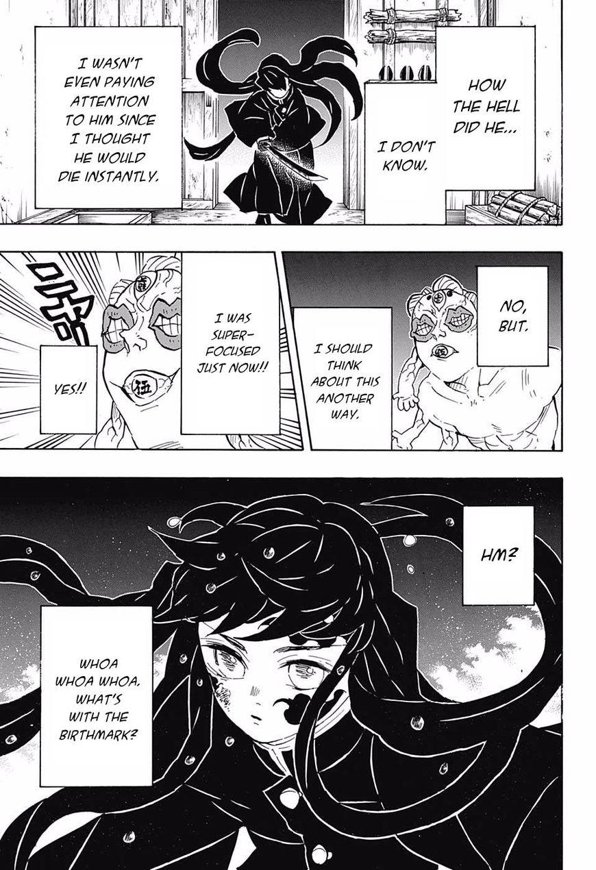 Kimetsu no Yaiba Chapter 119  Online Free Manga Read Image 5