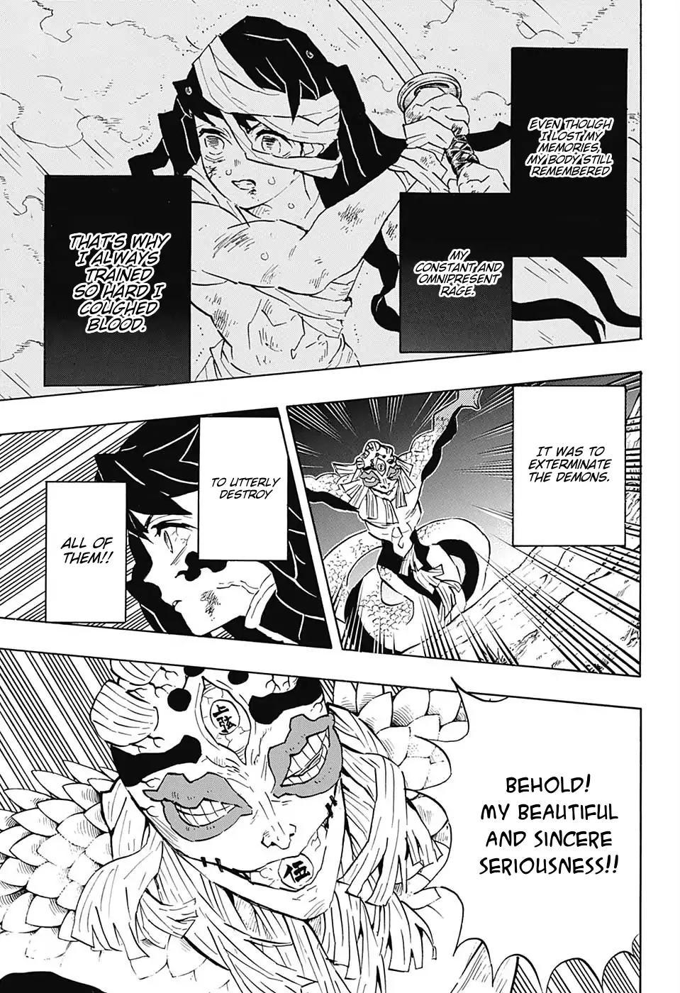 Kimetsu no Yaiba Chapter 121  Online Free Manga Read Image 6