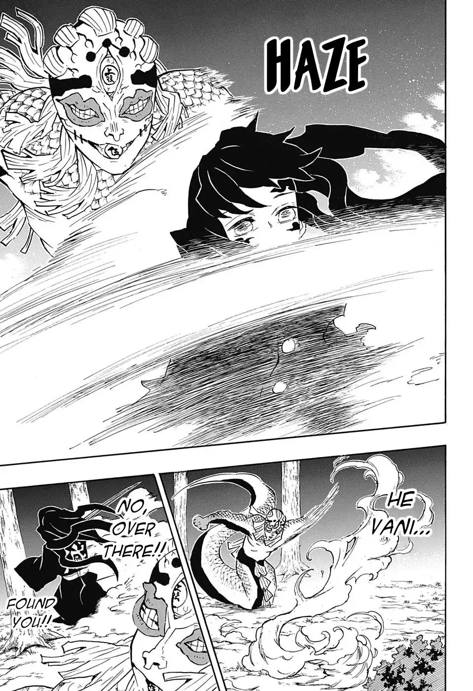 Kimetsu no Yaiba Chapter 121  Online Free Manga Read Image 9