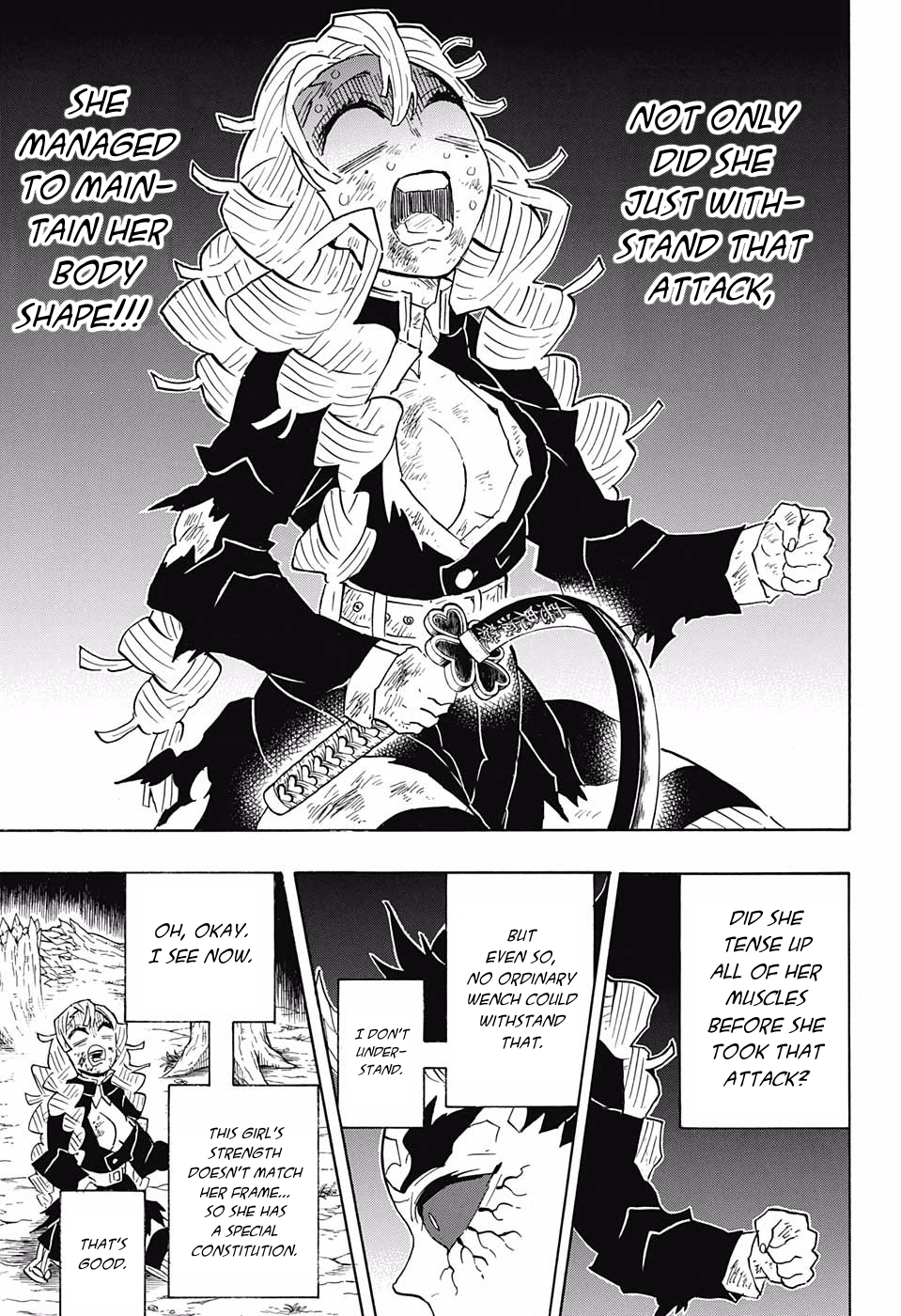Kimetsu no Yaiba Chapter 123  Online Free Manga Read Image 11