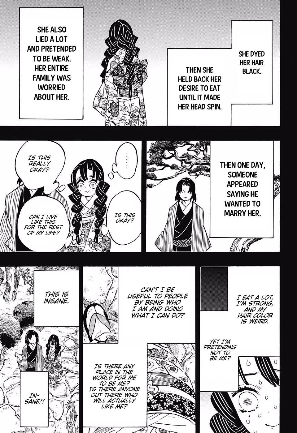Kimetsu no Yaiba Chapter 123  Online Free Manga Read Image 15