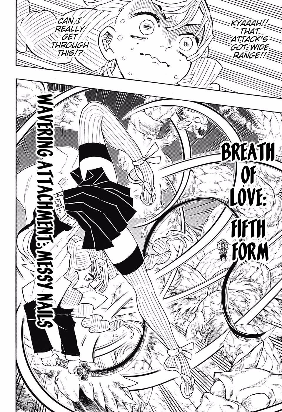 Kimetsu no Yaiba Chapter 123  Online Free Manga Read Image 6