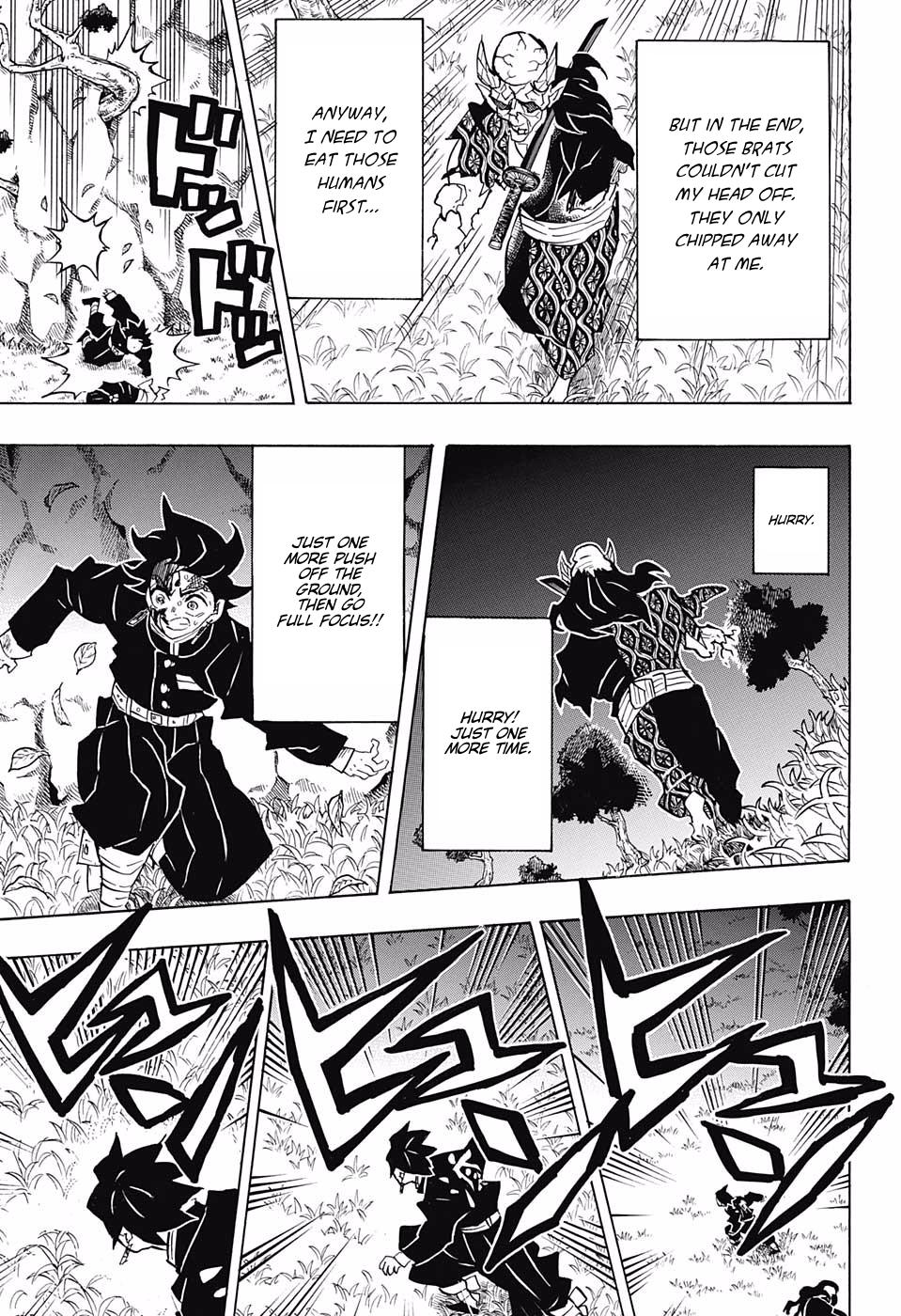 Kimetsu no Yaiba Chapter 125  Online Free Manga Read Image 17