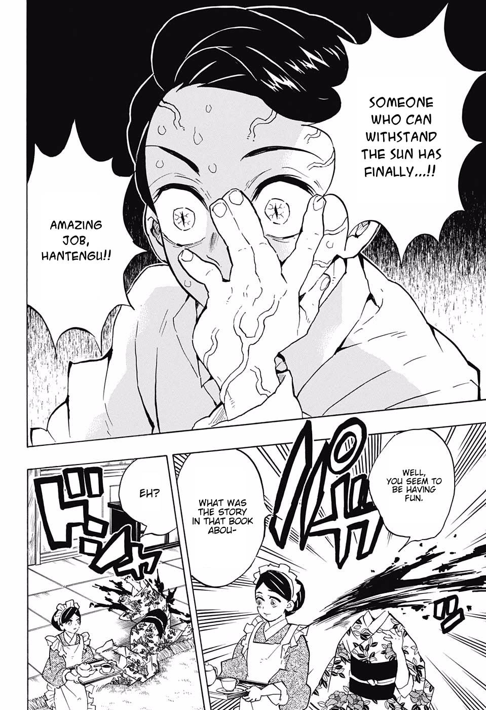 Kimetsu no Yaiba Chapter 127  Online Free Manga Read Image 10