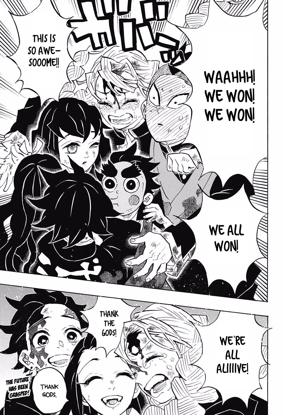 Kimetsu no Yaiba Chapter 127  Online Free Manga Read Image 19