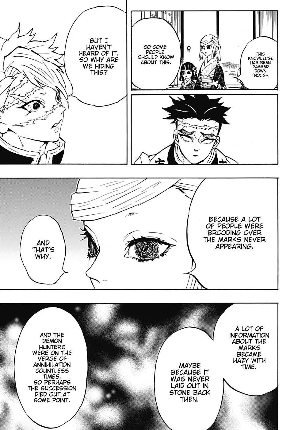 Kimetsu no Yaiba Chapter 128  Online Free Manga Read Image 15